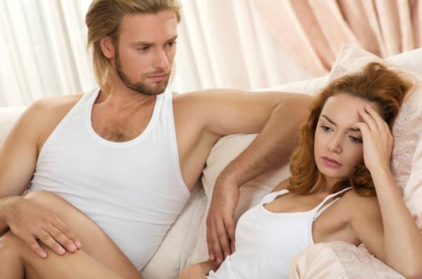 الجنس يشفي من الصداع