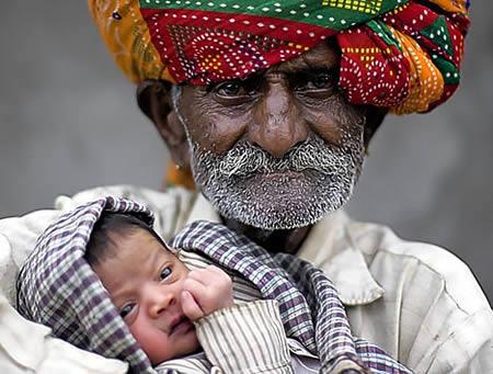 أكبر والد في العالم