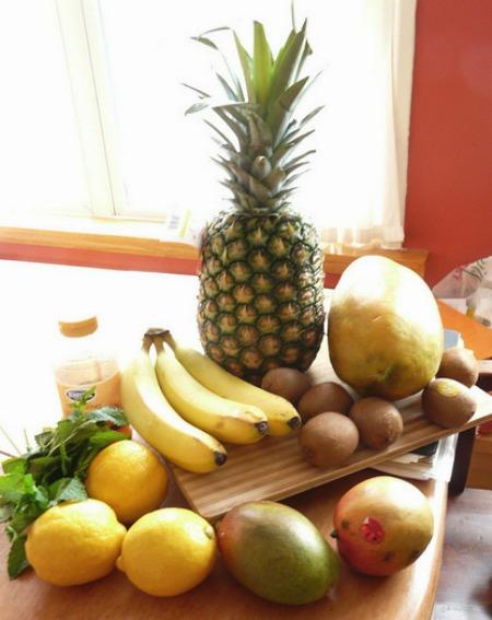 8 - الطعام يؤثر على نكهة السائل المنوي !