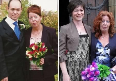 6 - جين وآن: الزوجان اللذان تزوجا مرة أخرى بعد تحويل جنسهما !