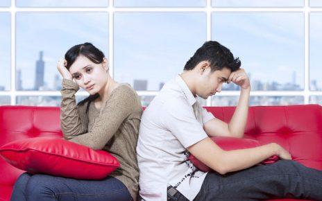 تغير سلوك الرجل في العلاقة الجنسية
