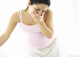 غثيان الحمل