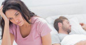 مشاكل بعد الجنس